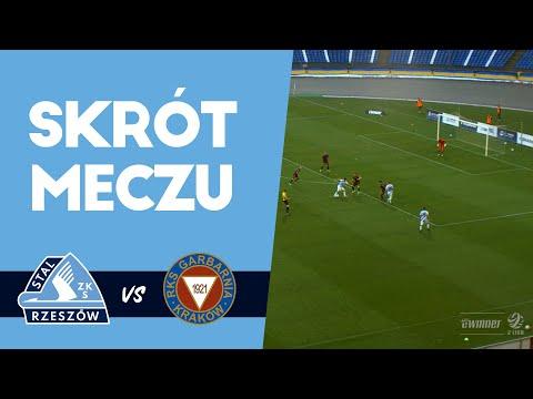 Read more about the article Skrót meczu Stal Rzeszów – Garbarnia Kraków (28.07.2021)