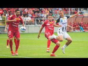 Read more about the article 2021-08-01 Widzew Łódź – Sandecja 3-0 (2-0), skrót meczu