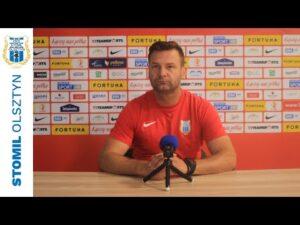 Read more about the article Adrian Stawski przed meczem z Arką Gdynia (13.08.2021 r.)