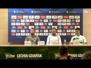 Read more about the article Konferencja prasowa po spotkaniu Lechia Gdańsk – Cracovia #LGDCRA