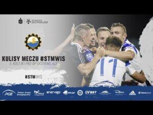 Read more about the article TV Stal: Kulisy meczu #STMWIS 4. kolejki PKO BP Ekstraklasy