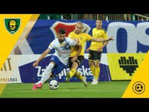 Read more about the article Skrót meczu GKS Katowice – Podbeskidzie Bielsko-Biała 2:2 (14.08.2021)