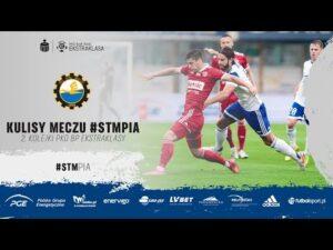 Read more about the article TV Stal: Kulisy meczu #STMPIA 2. kolejki PKO BP Ekstraklasy