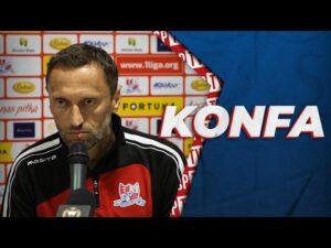 Read more about the article Konferencja po meczu Podbeskidzie – GKS Tychy