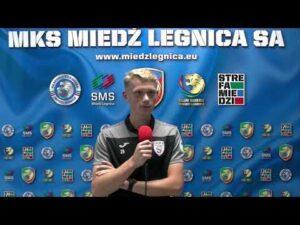 Read more about the article Przemysław Sajdak po meczu w Legnicy | 17.08.2021