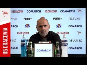 Read more about the article Konferencja Trenera Michała Probierza przed meczem z Jagiellonią Białystok (19.08.2021)