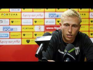 Read more about the article 2021-08-19 GKS Katowice – Sandecja 0-0, Dawid Błanik