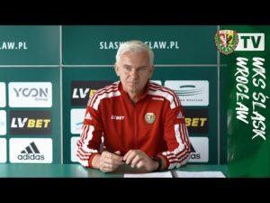 Read more about the article Jacek Magiera przed meczem z Piastem Gliwice