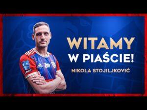 Read more about the article Nikola Stojiljkovic w Piaście Gliwice!