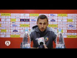 Read more about the article Wojciech Łobodziński po meczu z Puszczą | PUSZCZA TV