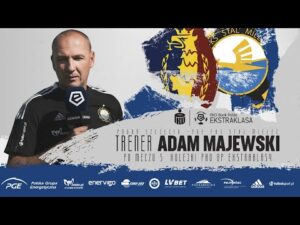 Read more about the article TV Stal: Trener Adam Majewski po meczu z Pogonią Szczecin