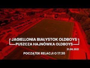 Read more about the article Jagiellonia Białystok – Puszcza Hajnówka Oldboys