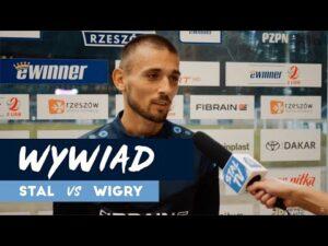Read more about the article Paweł Oleksy po meczu z Wigrami Suwałki