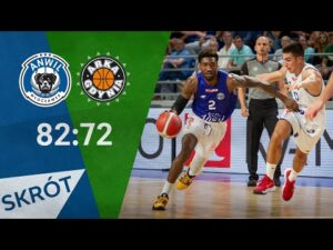 Read more about the article Kasztelan Basketball Cup 2021   ANWIL – Asseco Arka 82:72