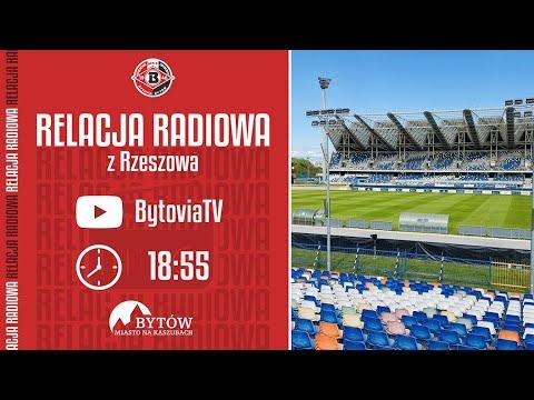Read more about the article NA ŻYWO   Stal Rzeszów – MKS Bytovia Bytów