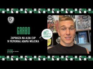 """Read more about the article """"Grabo"""" zaprasza na ALBA Cup IV Memoriał Adama Wójcika"""