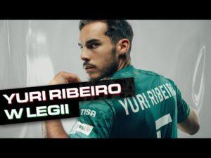 Read more about the article WITAMY W LEGII! Kulisy transferu i pierwszy wywiad Yuriego Ribeiro [Napisy]