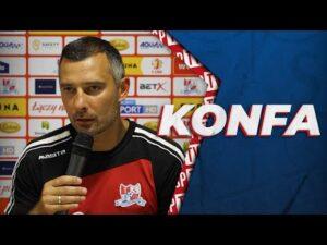 Read more about the article Konferencja prasowa po zwycięstwie ze Skrą Częstochowa