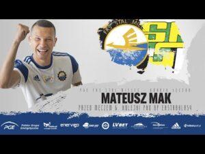 Read more about the article TV Stal: Mateusz Mak przed mecze z Górnikiem Łęczna