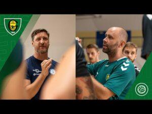 Read more about the article Piotr Gruszka: Sentyment jest olbrzymi. Wspólny trening GKS-u i Norwida (24.08.2021)