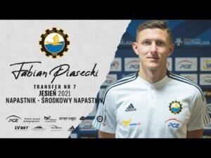 Read more about the article TV Stal: Fabian Piasecki nowym zawodnikiem PGE FKS Stal Mielec