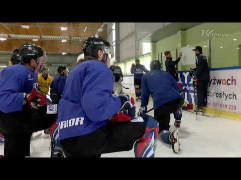 Read more about the article Raport TV Toruń z treningów naszej drużyny na lodzie