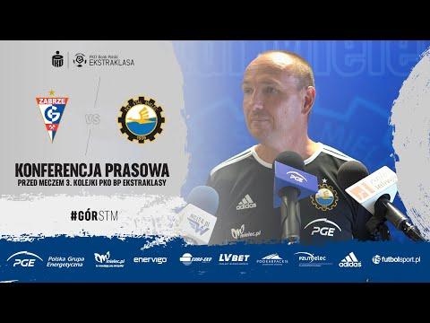 Read more about the article TV Stal: Konferencja prasowa przed meczem 3. kolejki PKO BP Ekstraklasy