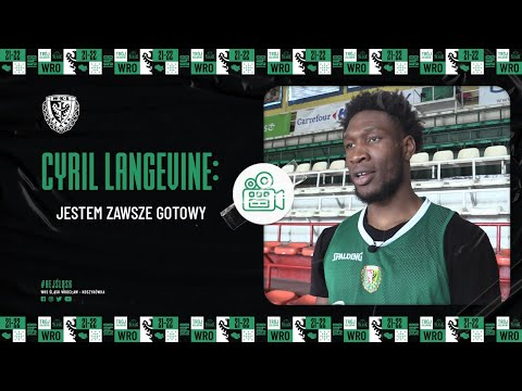Read more about the article Cyril Langevine: Jestem zawsze gotowy