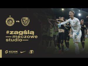 Read more about the article STARZYŃSKI, CIEKAWOSTKI STATYSTYCZNE, OBÓZ RYWALA   Studio meczowe #ZAGŚLĄ 🎬