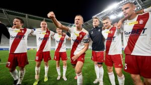 Read more about the article Znów awans po karnych! ŁKS – Cracovia 0:0 k. 3:1