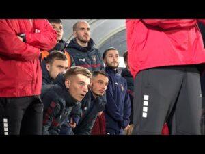 Read more about the article Kulisy 2021 2022   10   Odpadamy z Pucharu Polski