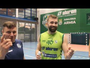 Read more about the article Uroš Kovačević po raz pierwszy z drużyną