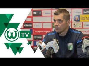 Read more about the article Marcin Płuska po meczu Olimpia Grudziądz – Warta Poznań
