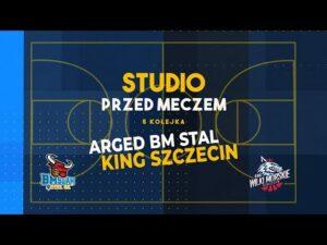 Read more about the article Studio przed meczem Arged BM Stal – King Szczecin