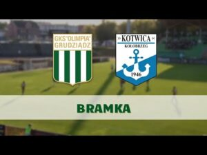 Read more about the article Olimpia Grudziądz – Kotwica Kołobrzeg [BRAMKA]