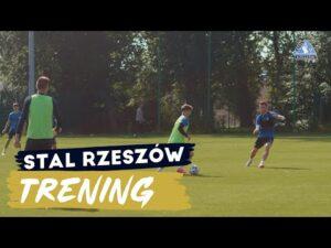 Read more about the article Trening przed meczem z Radunią Stężyca