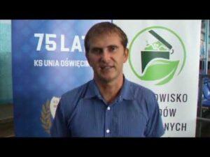 Read more about the article Paweł Kram, prezes spółki Oświęcimski Sport, przed rozpoczęciem sezonu 2021/2022.