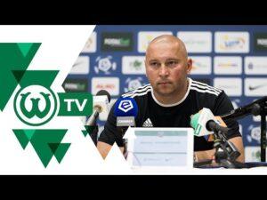 Read more about the article Mariusz Lewandowski po meczu Warta Poznań – Bruk-Bet Termalica Nieciecza