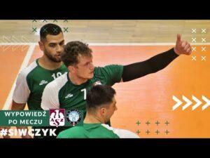 Read more about the article Dawid Siwczyk: Nasza gra wygląda coraz lepiej (Sparing z Cerradem Enea Czarnymi Radom 11.09)