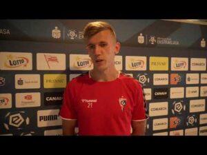 Read more about the article Piotr Krawczyk podsumował mecz z Cracovią