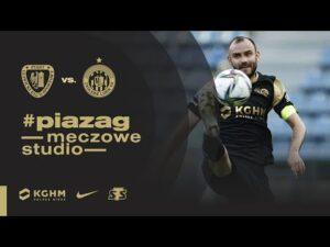 Read more about the article Studio meczowe przed Piast Gliwice – KGHM Zagłębie Lubin