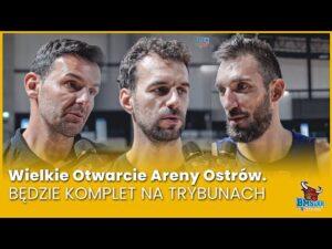 Read more about the article Wielkie Otwarcie Areny Ostrów. Będzie komplet na trybunach
