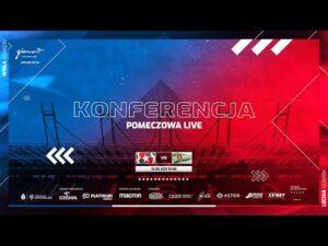 Read more about the article LIVE 🔵⚪🔴 Konferencja po meczu Wisła Kraków – Lechia Gdańsk