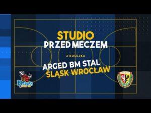 Read more about the article Studio przed meczem Arged BM Stal – Śląsk Wrocław