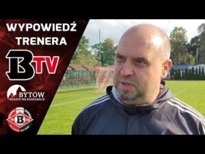 Read more about the article Trener Karol Szymlek po meczy Anioły Garczegorze – Bytovia (1:2)