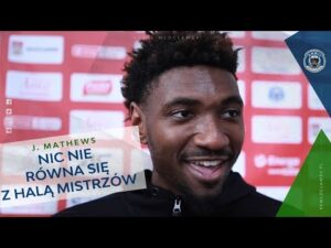 Read more about the article Nic nie równa się z Halą Mistrzów | Po meczu | Jonah Mathews