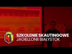 Read more about the article Szkolenie skautingowe Jagiellonii Białystok
