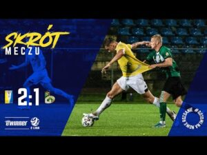 Read more about the article SKRÓT: Olimpia Elbląg 2:1 GKS Bełchatów | 8. kolejka | Sezon 2021/22
