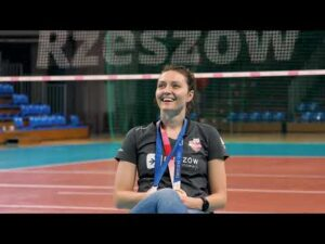 Read more about the article Jelena Blagojević   Katarzyna Wenerska   Wywiad #6   KS DevelopRes Rzeszów  