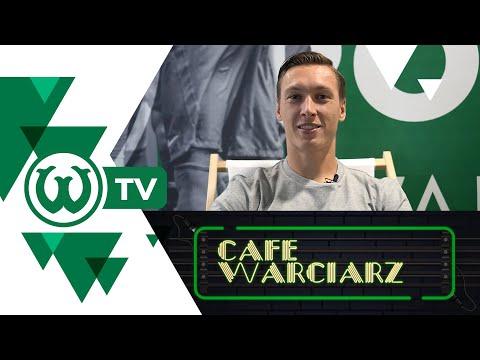 You are currently viewing GRA W WARCIE TO NAJLEPSZY MOMENT W KARIERZE. Mateusz Kupczak w Cafe Warciarz